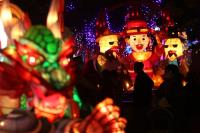 台湾灯会 夜间花灯抢先看(3)