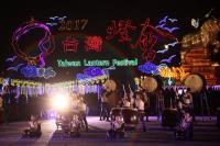 台湾灯会彩排试灯(1)