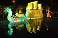 台湾灯会 新住民柬埔寨特色花灯