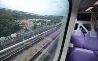 机捷个人试乘启动  沿途风光美(2)