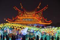 2017台湾灯会在云林最后一瞥