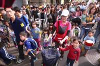 民眾帶小朋友參與廢核遊行(1)
