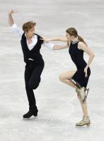 花滑世青賽 俄選手冰舞短曲暫居第3(1)