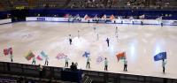 花滑世青賽冰上開幕(1)