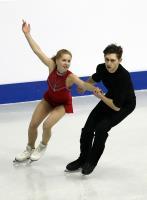 花滑世青賽 澳洲雙人組合短曲第3