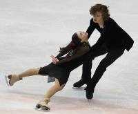 花滑世青賽 俄羅斯冰舞組合第2