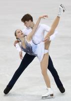 花滑世青賽 俄雙人組合第2名
