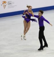 花滑世青賽 澳洲雙人組合奪冠
