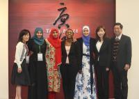 表揚年輕女性科學家