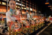 艋舺龍山寺地下街 品味台灣好咖啡
