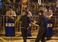 反年改夜宿圍城 抗議民眾表心聲