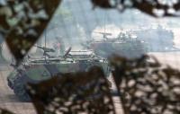 汉光33号演习 淡水河口阻绝敌军(2)