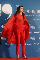舒淇出席台北電影節(2)