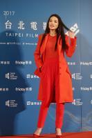 舒淇出席台北電影節(1)