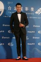 莊凱勛出席台北電影獎頒獎