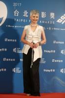 李烈出席台北電影獎頒獎
