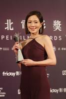 尹馨獲台北電影獎最佳女主角(1)