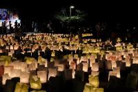 東京灣沙灘海燈祭(10)