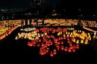 東京灣沙灘海燈祭(7)