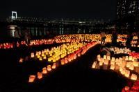 東京灣沙灘海燈祭(8)
