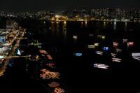 東京灣沙灘海燈祭(4)