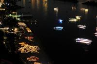 東京灣沙灘海燈祭(2)