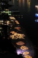 東京灣沙灘海燈祭(1)
