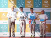 世大運選手村開村儀式(1)