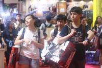 民眾參觀漫畫博覽會(3)