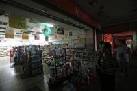 民權西路段商家晚間仍停電(3)