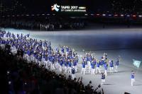 世大運開幕式 中華代表團進場(2)