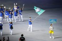 世大運開幕式 中華代表團進場(1)