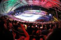 世大運開幕 多國代表團一次進場全場歡呼