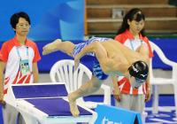日本泳將萩野公介出賽世大運(2)