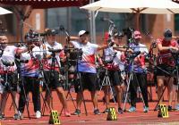 中華隊出賽世大運女子複合弓資格賽