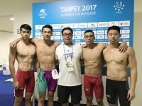 世大運破全國紀錄 中華泳隊:可惜沒進前8