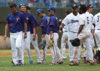 世大運棒球中華隊輸法國 難掩失落