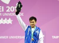 世大運舉重 高展宏為台灣搶下銅牌(2)