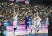 世大運籃球 中華對拉脫維亞(1)