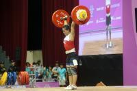 世大運挺舉142公斤 郭婞淳打破世界紀錄