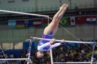 競技體操女團決賽 蔡佳容展身手(1)
