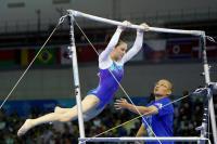 競技體操女團決賽 莊琇如展身手(2)