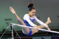 競技體操女團決賽 莊琇如展身手(1)