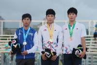 世大運滑輪溜冰 高茂傑獲銀牌