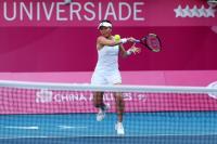 世大運網球女單 李亞軒晉級(2)