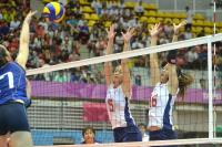 世大運 中華女排直落三擊敗法國(2)