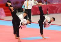 中華隊男團品勢出賽(2)
