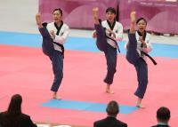 中華隊女團品勢出賽(1)