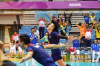 世大運男子排球 中華贏美國