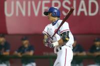 世大運棒球 中華隊先馳得點(1)